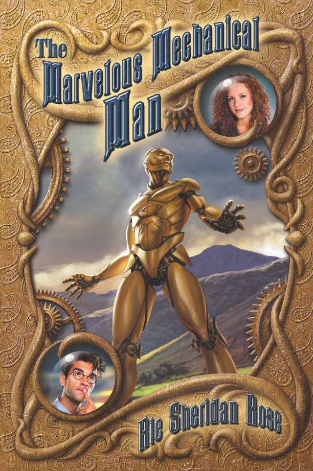 Mechanical Man Final COVER ONLY